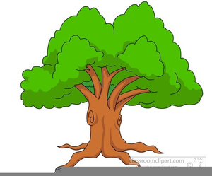 Oaktree clipart png black and white stock Oaktree Clipart | Free Images at Clker.com - vector clip art ... png black and white stock