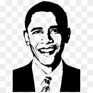 Obama clipart image transparent Free Barack Obama PNG Images | Barack Obama Transparent ... image transparent