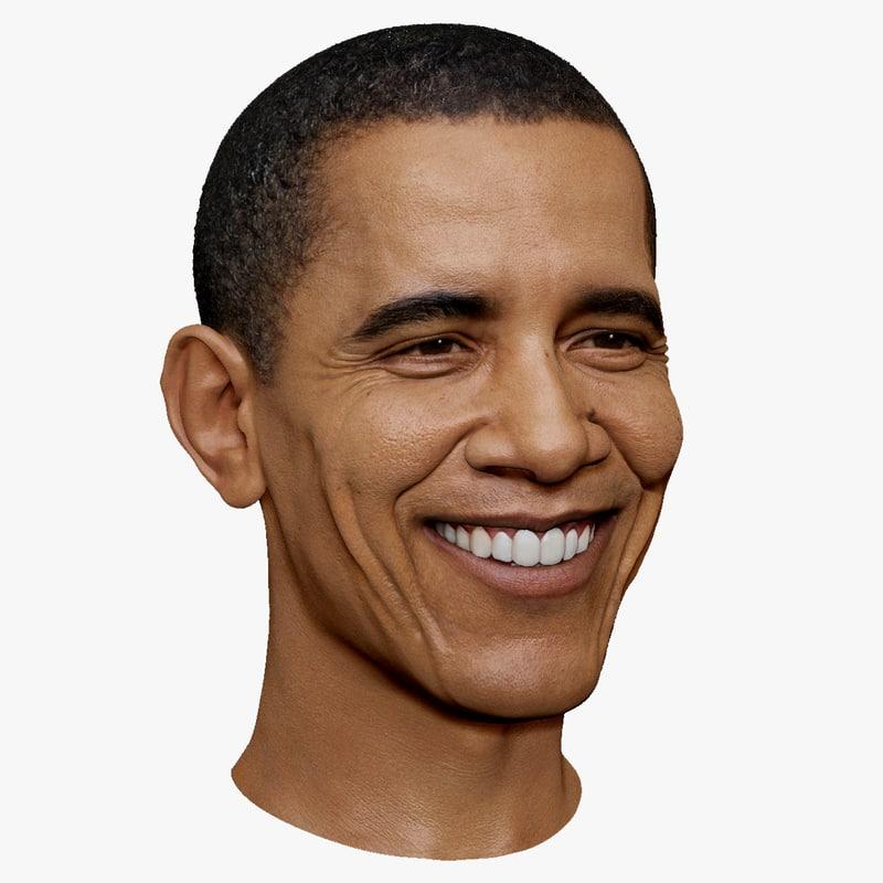 Obama face clipart vector download Download obama png clipart Barack Obama United States of America ... vector download