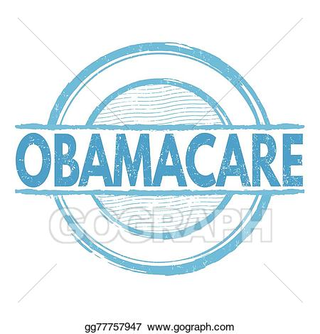 Obamacare clipart graphic free download Vector Stock - Obamacare stamp. Clipart Illustration gg77757947 ... graphic free download