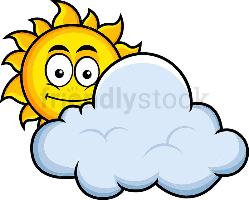 Obscured clipart picture library stock Sun Behind Cloud Emoji | Emoji Clipart | Cloud emoji, Emoji clipart ... picture library stock