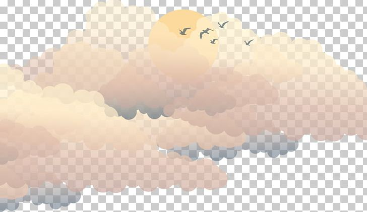 Obscured clipart image black and white Painted Clouds Obscured The Sun PNG, Clipart, Cloud, Clouds ... image black and white