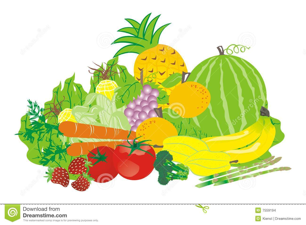 Obst und gemse clipart freeuse download Strawberry Plant Stock Illustrations – 4,333 Strawberry Plant ... freeuse download