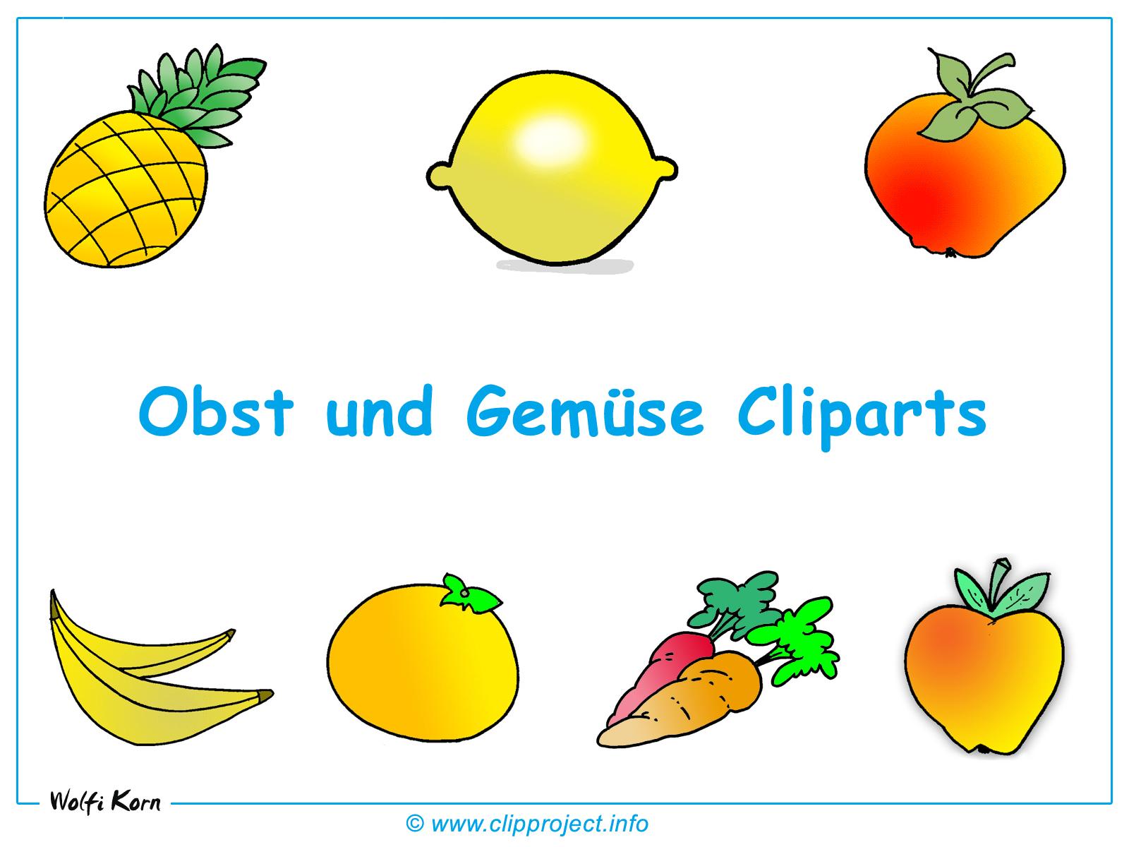 Obst und gemse clipart clipart royalty free download Obst und Gemüse Bilder - Hintergrundbilder kostenlos clipart royalty free download