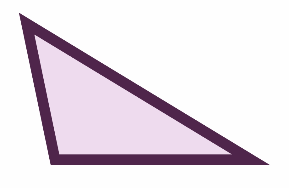 Obtuse triangle clipart banner library download Coloured Obtuse Angled Triangle Free PNG Images & Clipart Download ... banner library download