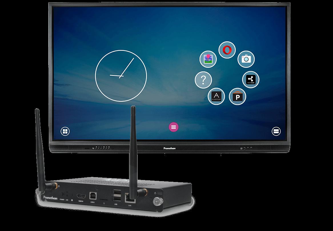 Oca enterprises clipart snowflake graphic freeuse download Display Computing Moduels - Accessories | Promethean graphic freeuse download