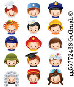 Occupation clipart free graphic freeuse Occupation Clip Art - Royalty Free - GoGraph graphic freeuse