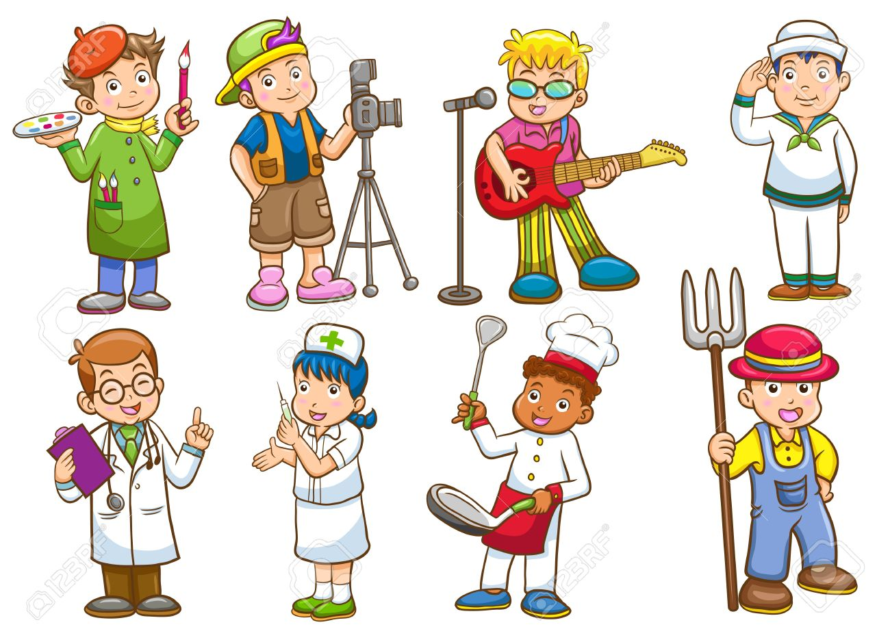 Occupation images clipart vector library stock Occupation clipart 2 » Clipart Station vector library stock