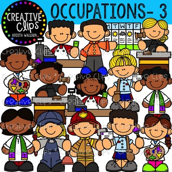 Occupation images clipart clip library Occupation Clipart 3 {Creative Clips Clipart} clip library