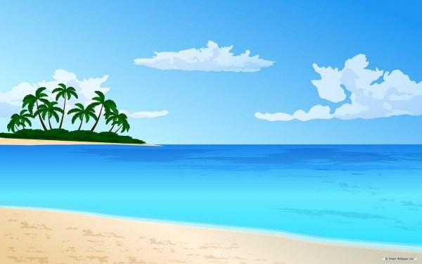 Ocean landscape clipart graphic freeuse download 25+ Ocean Landscape Clip Art Pictures and Ideas on Pro Landscape graphic freeuse download
