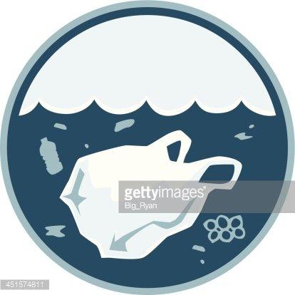 Ocean pollution clipart jpg download Plastic Ocean Pollution premium clipart - ClipartLogo.com jpg download
