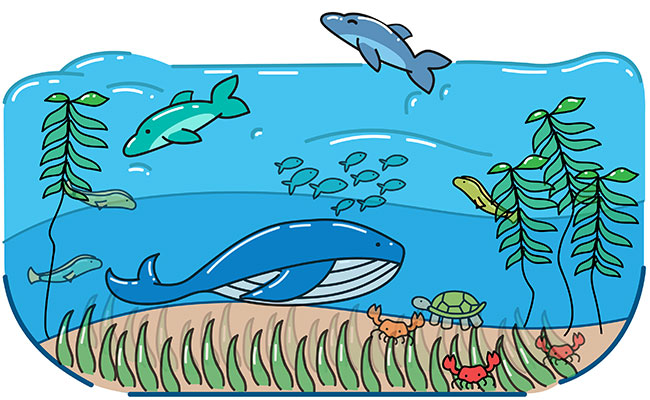 Ocean pollution clipart clip black and white The state of our oceans – The damaging effects of ocean pollution clip black and white