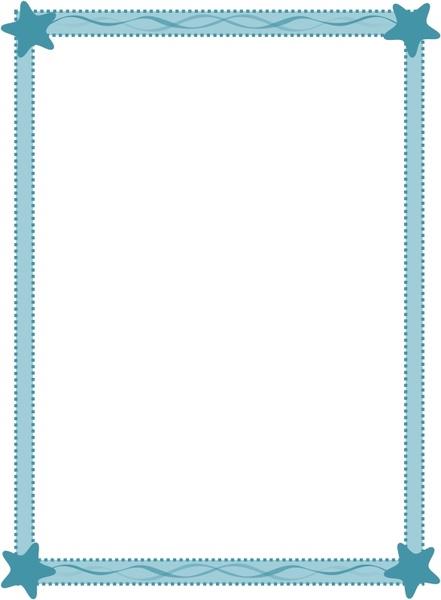Ocean scroll frame clipart ocean svg royalty free stock Sea frame Free vector in Open office drawing svg ( .svg ) vector ... svg royalty free stock