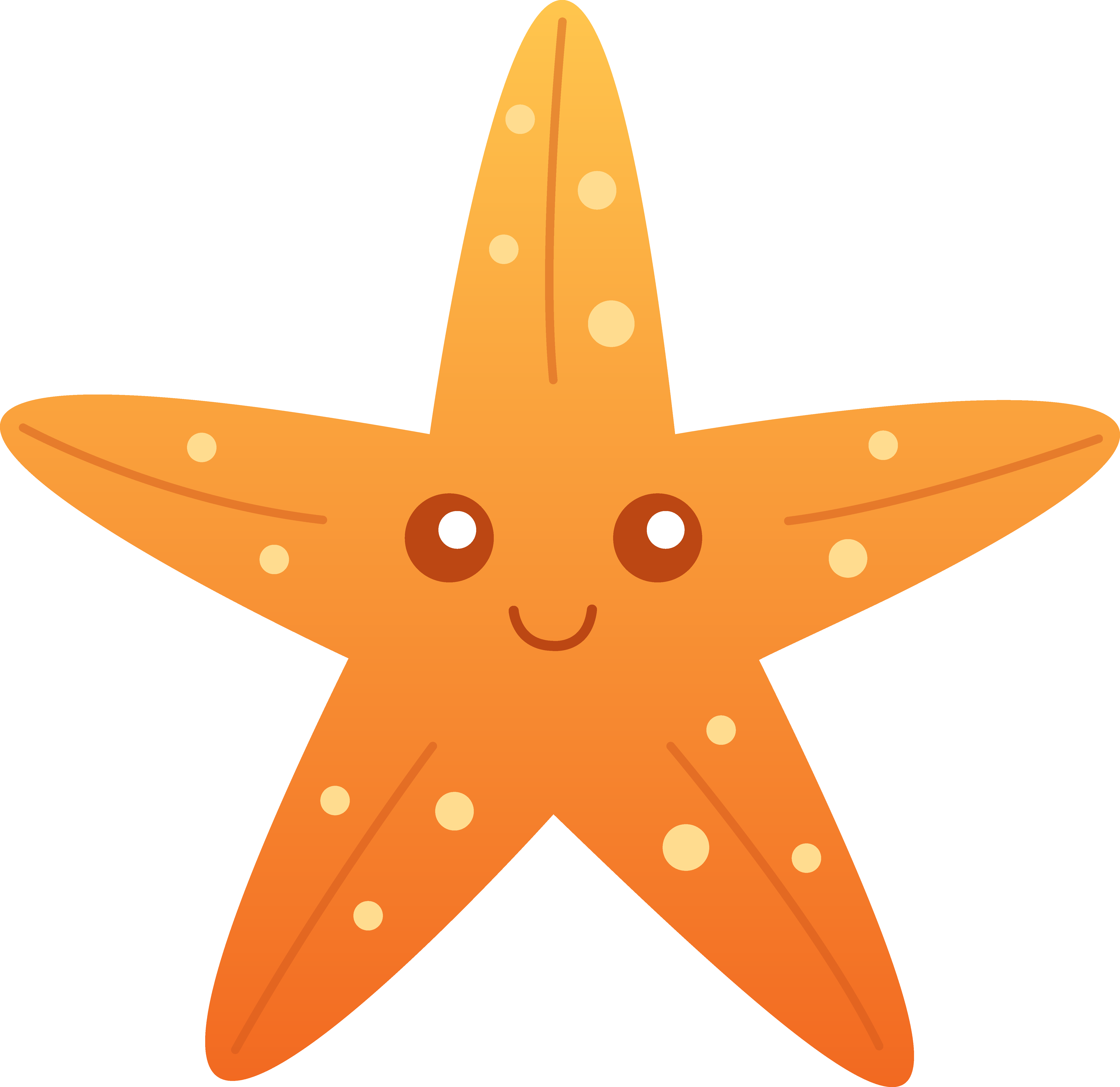 Ocean star clipart vector transparent download Free Ocean Starfish Cliparts, Download Free Clip Art, Free Clip Art ... vector transparent download