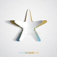 Ocean star clipart