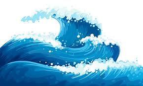 Ocean storm clipart vector free Image result for rough sea storm pics in art | art | Ocean wave ... vector free