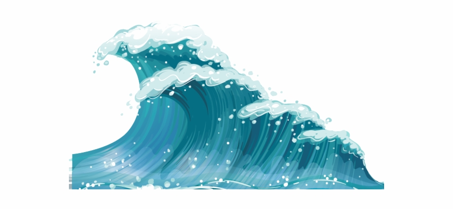 Ocean waves clipart png clip art free library Wave Clipart Wind Wave - Sea Waves Clip Art, Transparent Png ... clip art free library