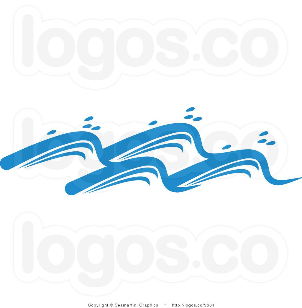 Ocean waves free clipart black and white vector black and white library Ocean Clipart Black And White   Clipart Panda - Free Clipart ... vector black and white library