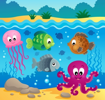 Oceanu clipart black and white Free Ocean Cliparts, Download Free Clip Art, Free Clip Art on ... black and white