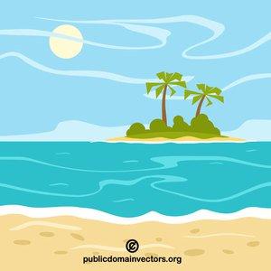 Oceanu clipart jpg free stock 903 ocean free clipart | Public domain vectors jpg free stock