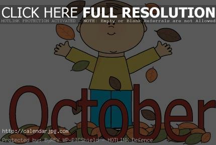 October 1938 calendar clipart vector free download October clipart - ClipartFox vector free download