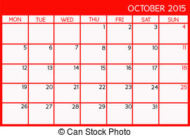 October 2015 calendar clipart clip free stock October 2015 Illustrations and Clipart. 1,308 October 2015 royalty ... clip free stock