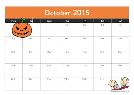 October 2015 calendar clipart clip transparent stock October 2015 calendar clipart - ClipartFest clip transparent stock