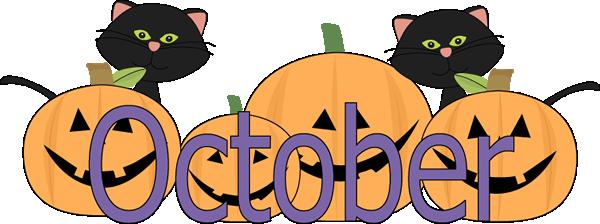 October calendar clip art graphic royalty free stock Free clipart for october calendar - ClipartFest graphic royalty free stock