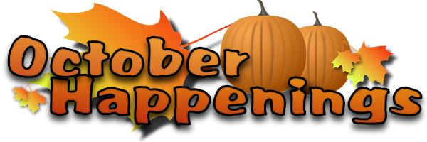 October calendar clip art graphic transparent library Free october clip art - ClipartFest graphic transparent library