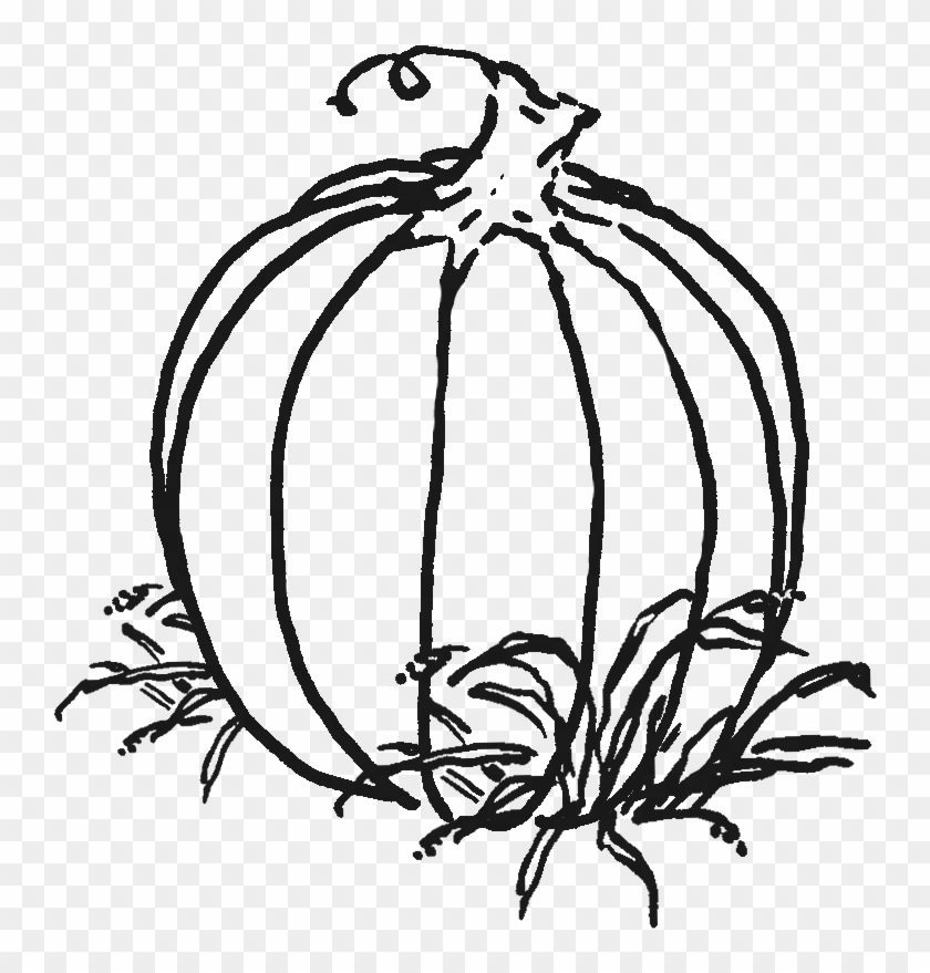 October clipart black and white png transparent download Banner Stock Clip Art Panda Free Images Pumpkinleafclipart - Black ... png transparent download
