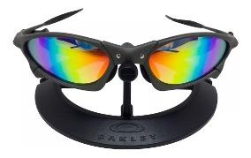 Oculos juliet clipart clipart freeuse stock Oculos Oakley Juliet Penny Arco Iris Polarizado Certificado clipart freeuse stock