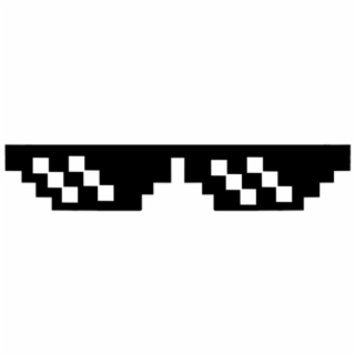 Oculos turn down for what clipart black and white Free Lentes Turn Down For What PNG Image, Transparent Lentes Turn ... black and white