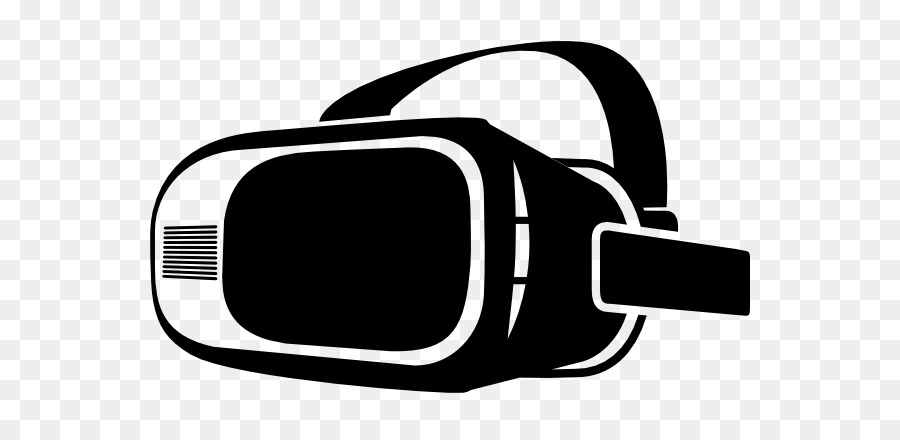Oculus rift vr clipart banner black and white stock Black Line Background png download - 600*434 - Free Transparent ... banner black and white stock