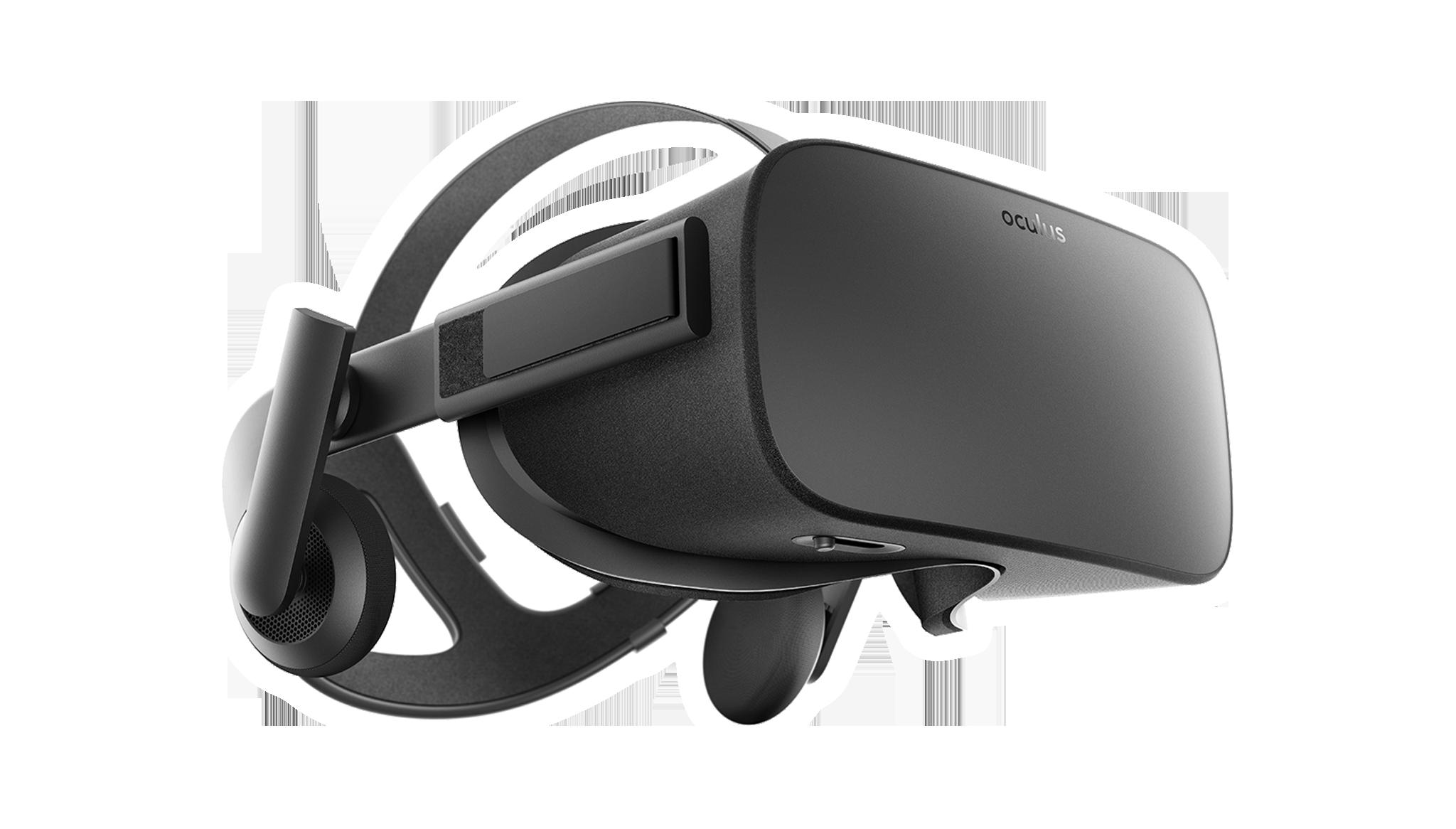 Oculus rift vr clipart banner library library Oculus Rift Virtual reality headset Oculus VR HTC Vive - VR headset ... banner library library