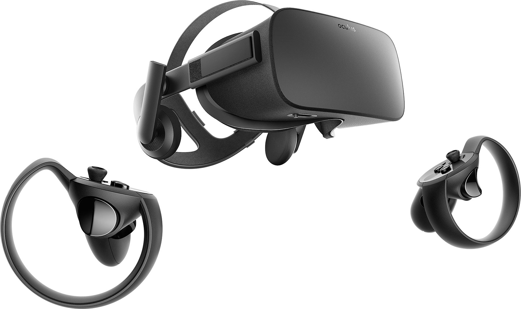 Oculus rift vr clipart vector download Oculus Rift Virtual reality headset HTC Vive Oculus VR - VR headset ... vector download