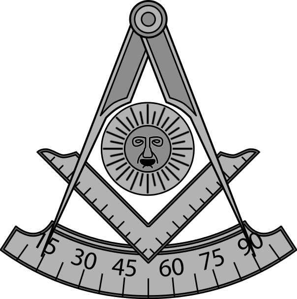 Oes star clipart black and white image black and white download PAST MASTERS   Myrtle Beach Masonic Lodge No. 353, A.F.M. image black and white download