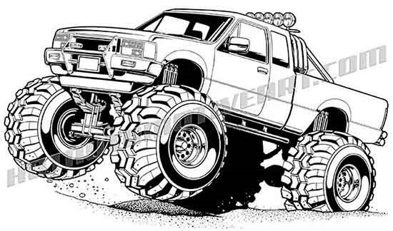 Off road vehicle clipart vector freeuse Off road truck clipart 4 » Clipart Portal vector freeuse