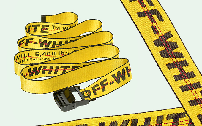 Off white belt clipart clip art free library Earn your stripes with the OFF-WHITE FW17 ACCESSORY ... clip art free library