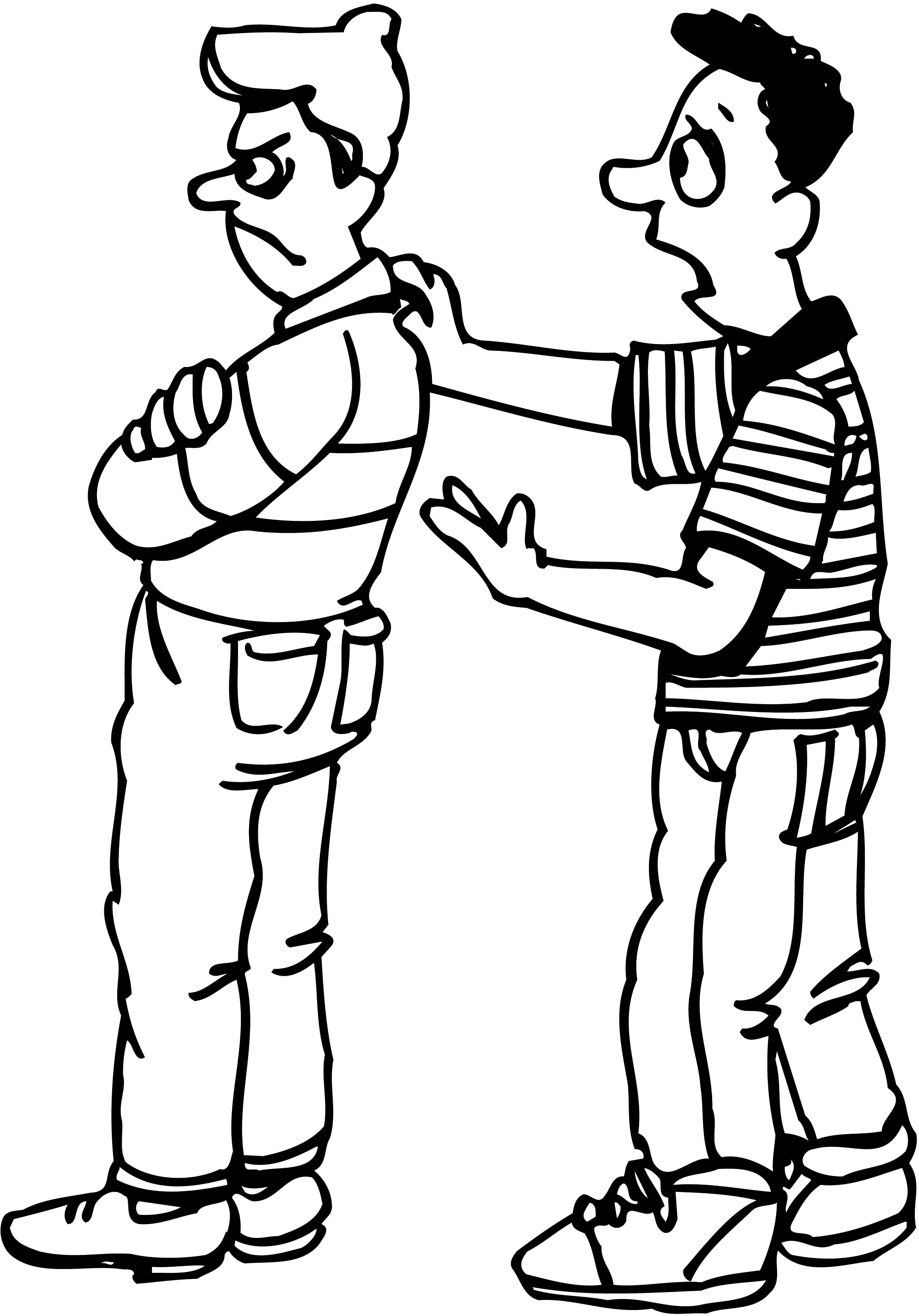 Offending clipart graphic free stock How to Apologize When You\'ve Offended Someone ... graphic free stock
