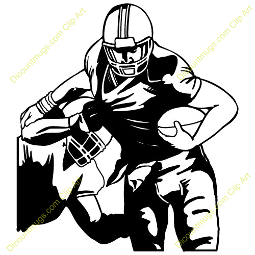 Offensive lineman clipart graphic transparent library Football Player Tackling Clipart | Free download best ... graphic transparent library