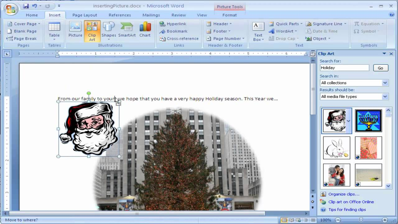 Office 2007 clipart not working picture freeuse library Word 2007 clipart not working 4 » Clipart Station picture freeuse library