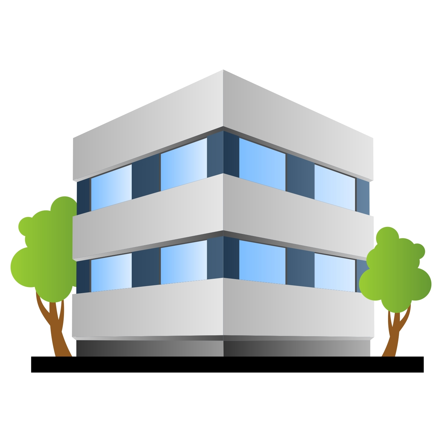 Office building clipart clip royalty free Free Office Building Cliparts, Download Free Clip Art, Free ... clip royalty free