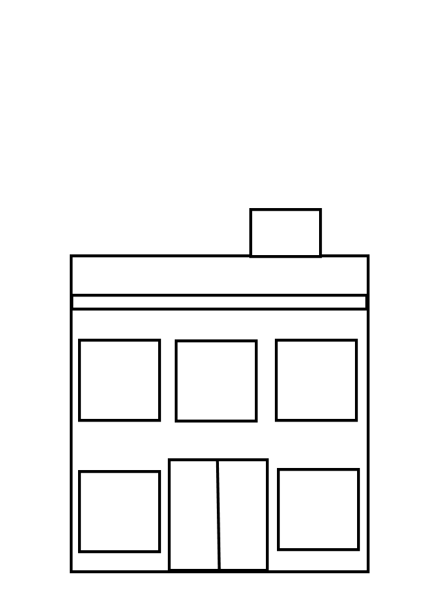 Office building clipart black and white png png freeuse library Office building black and white clipart clipart kid - Clipartix png freeuse library