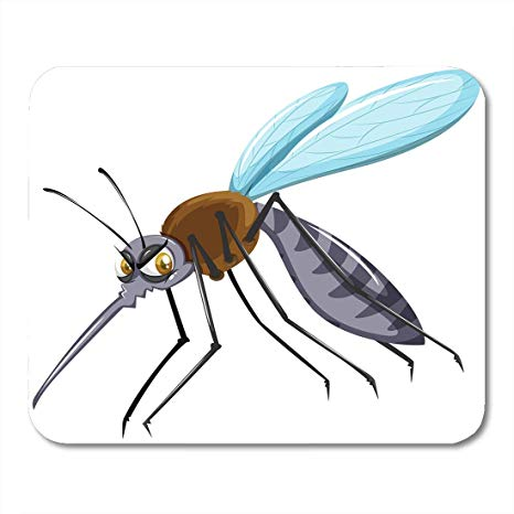 Office com clipart mosquito