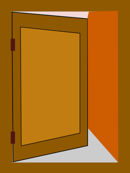 Office door clipart graphic free download Free Doors Cliparts, Download Free Clip Art, Free Clip Art ... graphic free download
