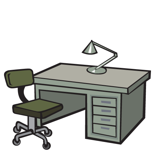 Office furniture clipart free picture free download Office Desk Clipart | Free download best Office Desk Clipart ... picture free download