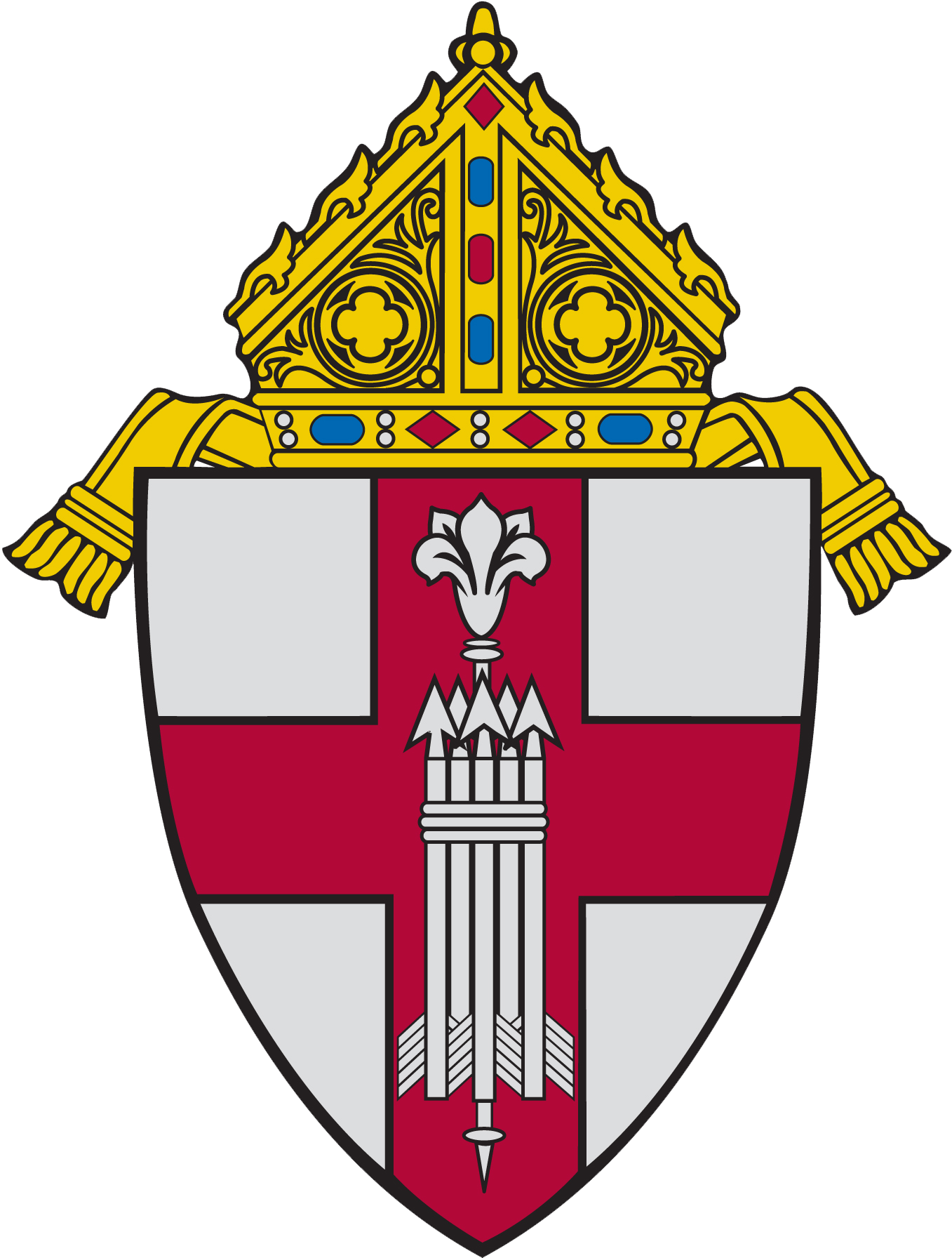 Office of the bishop of new hampshire clipart png transparent stock Roman Catholic Diocese of Manchester - Wikipedia png transparent stock