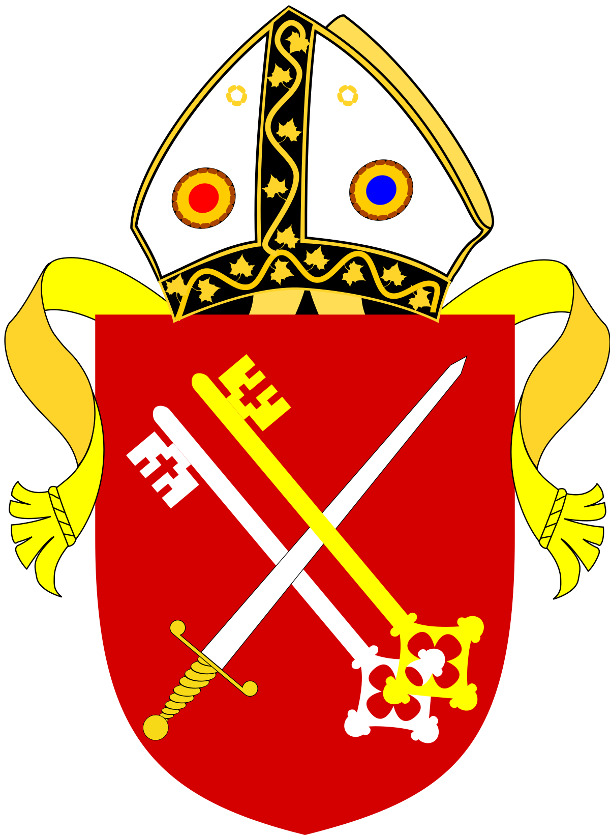 Office of the bishop of new hampshire clipart image download Diocese of Winchester - Wikipedia image download