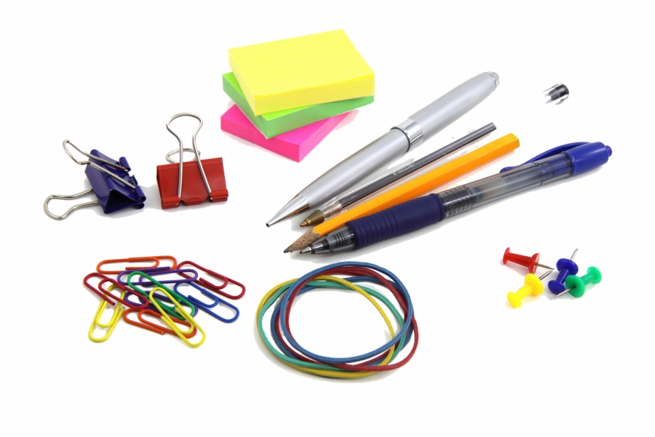 Office supplies clipart png royalty free stock Clipart Royalty Free Library Supplies Staples Clip - Office ... png royalty free stock