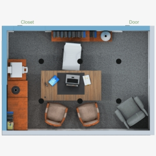 Office table top view clipart png freeuse download Office Furniture Top View Psd - Office Furniture Top View ... png freeuse download